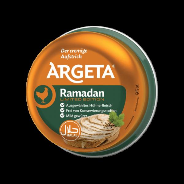Halal Hühnchen Aufstrich Ramadan