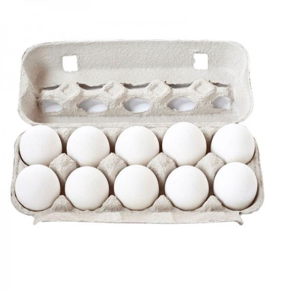 Täglich Frisch 10 Eier weiß