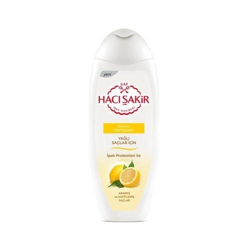 HACI SAKIR Shampoo Zitrone für fettiges Haar