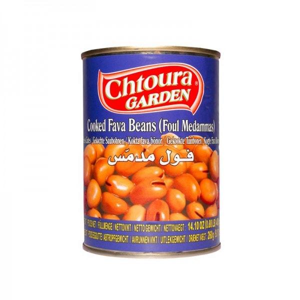 Chtoura Garden Foul Gekochte Saubohnen