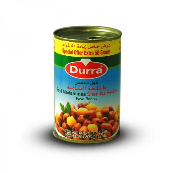 Foul Gekochte Saubohnen nach Syrischem Rezept
