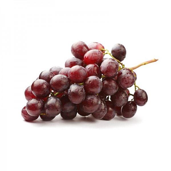 Täglich Frisch Weintrauben rot