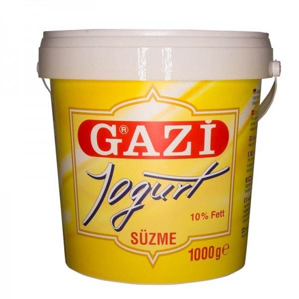 GAZI Sahnejoghurt 10% Fett