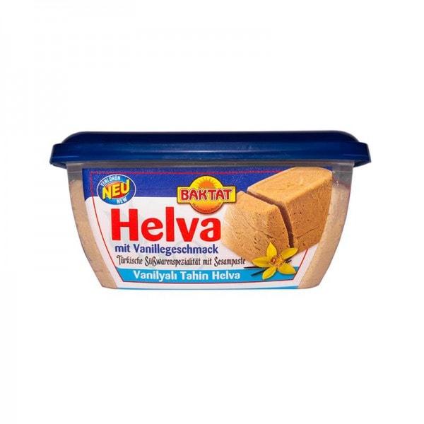 BAKTAT Helva mit Vanillegeschmack