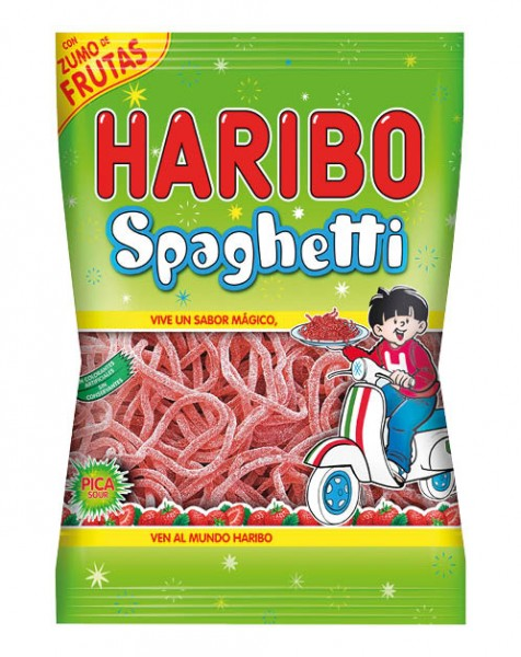 Spaghetti sauer
