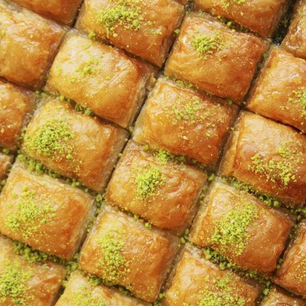 Täglich Frisch Baklava mit Pistazien