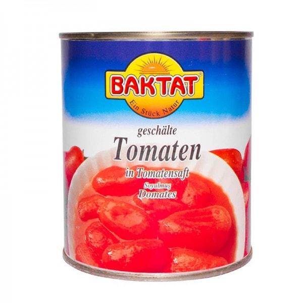 BAKTAT Geschälte Tomaten in Tomatensaft