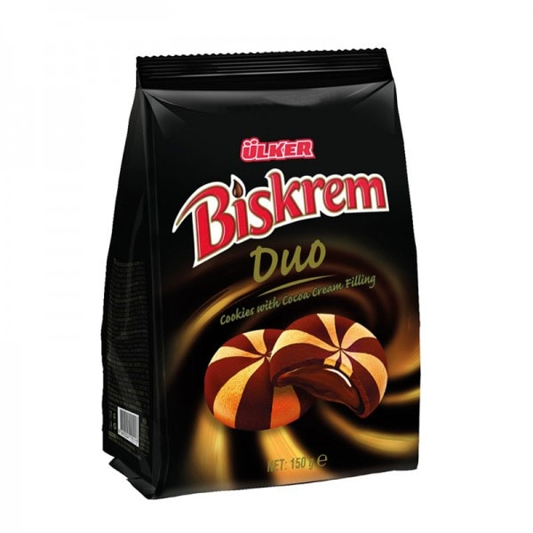 Biskrem Duo Kekse Tüte