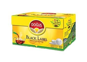 Black Label Schwarztee 100 Teekannenbeutel