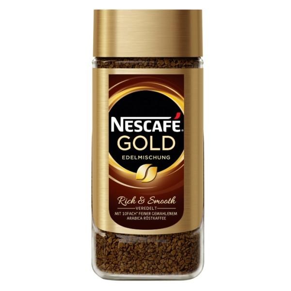 GOLD Instantkaffee Edelmischung