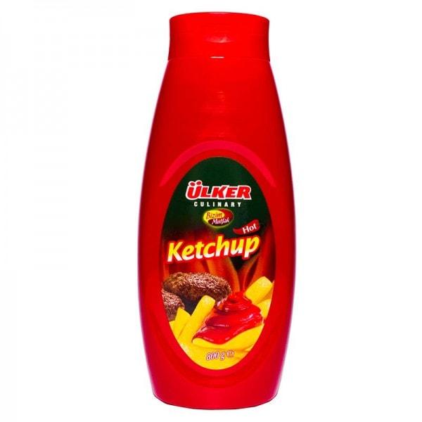 ÜLKER Ketchup scharf